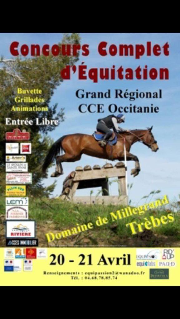 Affiche CCE Trèbes