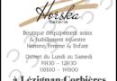 NOUVEAU: ouverture d'une sellerie à Lezignan