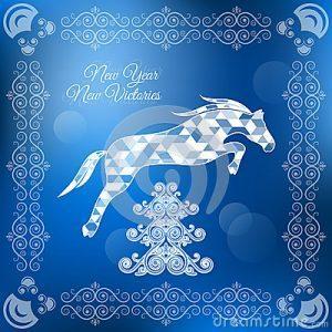cheval-heureux-de-nouvelle-anne-de-joyeux-nol-de-cadre-de-vacances-34247543